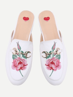http://fr.shein.com/White-Flower-Embroidery-Loafer-Mules-p-346468-cat-1881.html