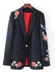 http://fr.shein.com/Flower-Embroidered-Single-Button-Blazer--p-379503-cat-1739.html
