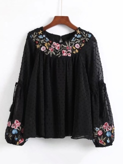 http://fr.shein.com/Dot-Textured-Embroidered-Blouse-p-384293-cat-1733.html