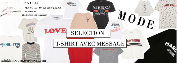 selecion message