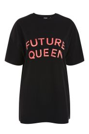 http://fr.topshop.com/fr/tsfr/produit/vêtements-415222/t-shirts-6864663/t-shirt-avec-inscription-future-queen-jaded-london-7142916?bi=300&ps=20