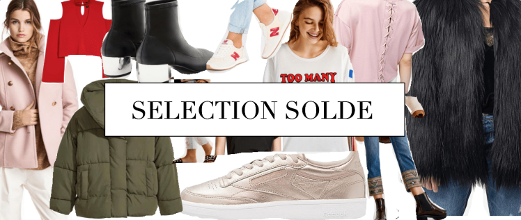 selection shoppingsolde