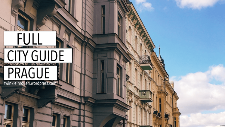 full city guide prague